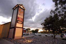 Kupferquelle Tsumeb Namibia Resort