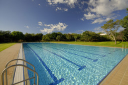 Swimming pool accommodation namibia